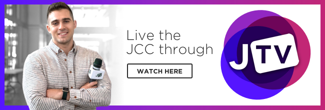 Live the jcc through j tv