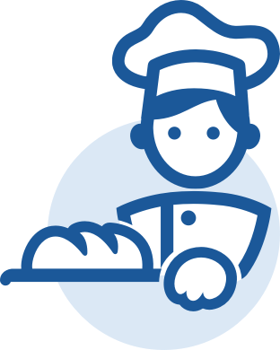 Cooking activities icon